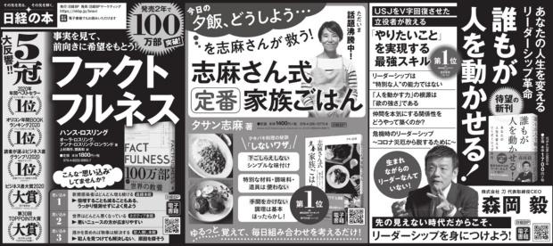 2021年1月7日 日本経済新聞 夕刊