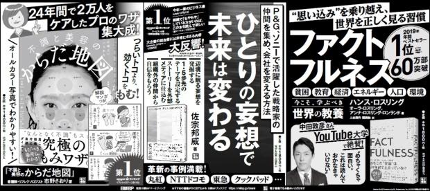 2020年1月24日 日本経済新聞 朝刊