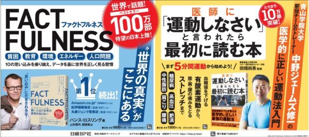 2019年2月10日 日本経済新聞 朝刊