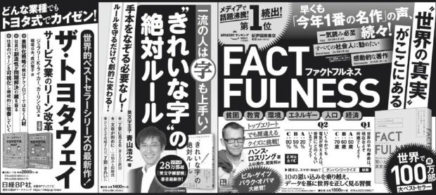 2019年2月17日 日本経済新聞 朝刊