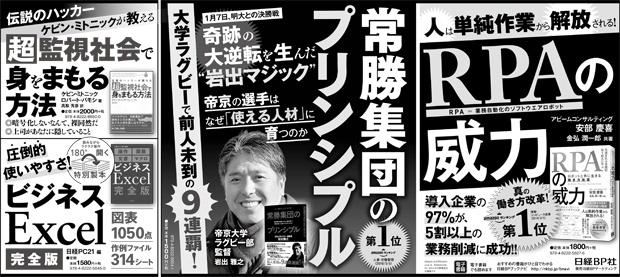 2018年3月11日 日本経済新聞 朝刊