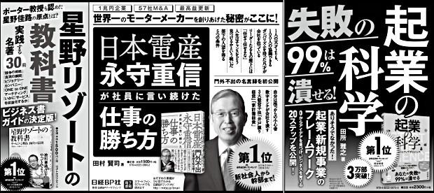 2018年3月16日 日本経済新聞 朝刊