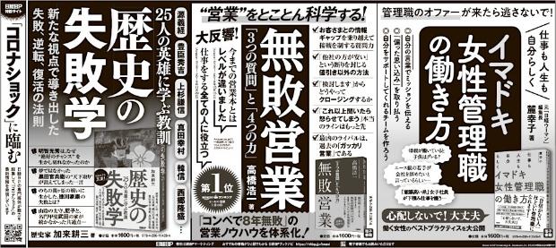 2020年3月22日 日本経済新聞 朝刊
