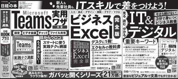 2021年4月16日 日本経済新聞 朝刊