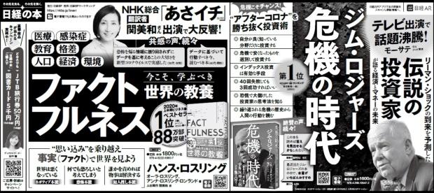 2020年6月14日 日本経済新聞 朝刊