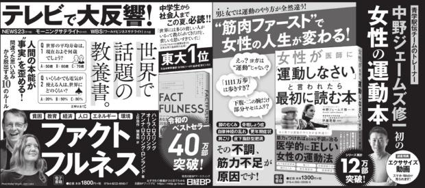 2019年8月4日 読売新聞 朝刊