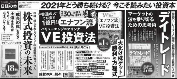 2020年12月19日 日本経済新聞 朝刊
