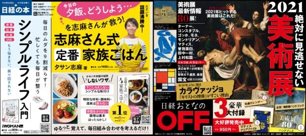 2020年12月20日 日本経済新聞 朝刊