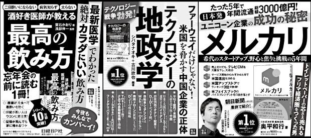 2018年12月19日 日本経済新聞 朝刊