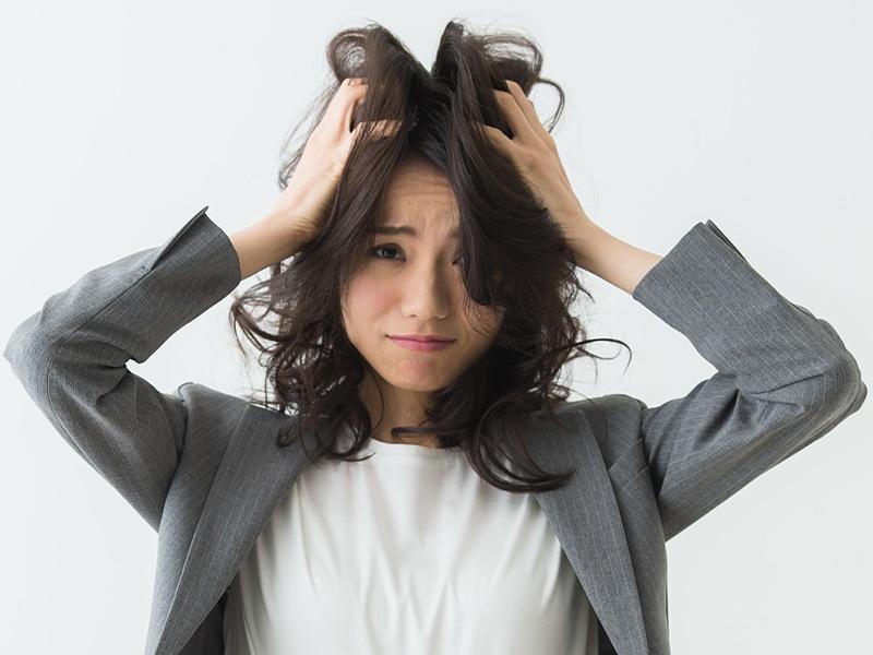 理由3:怒り、不安、緊張……すべて自律神経の乱れがもたらす