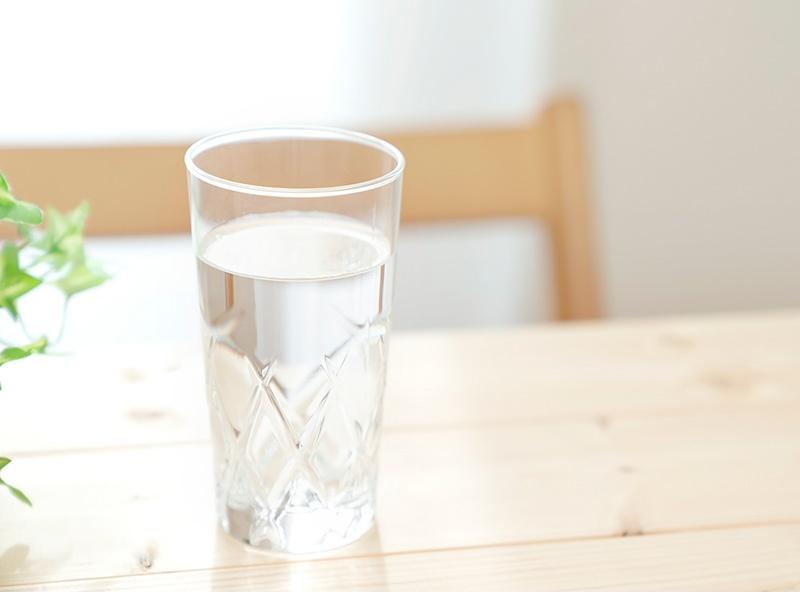 習慣5:一杯の水で体をリセット