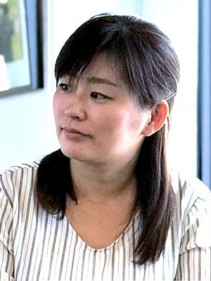 """鈴木 理恵子<span class=""""fontSizeS"""">氏</span>"""