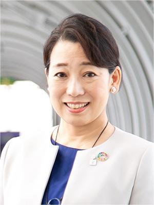 河崎 由美子 さん